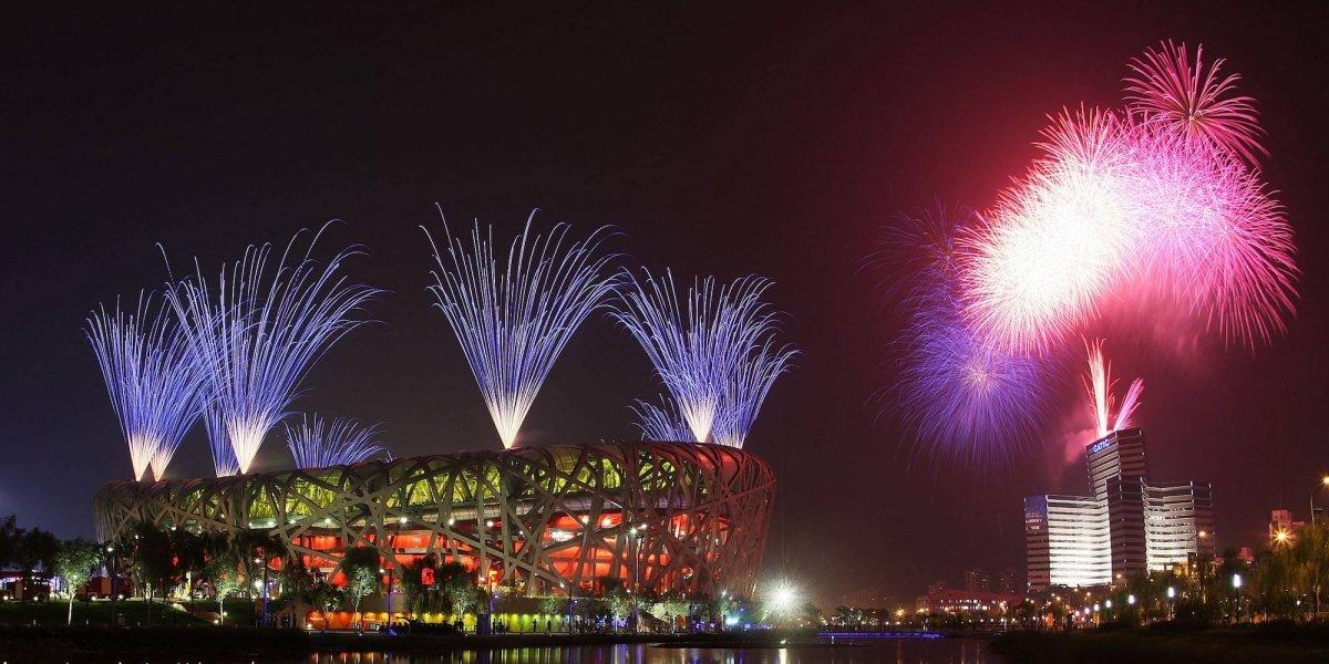 FOTOS: Estadios de Beijing 2008 lucen irreconocibles y en pésimas condiciones