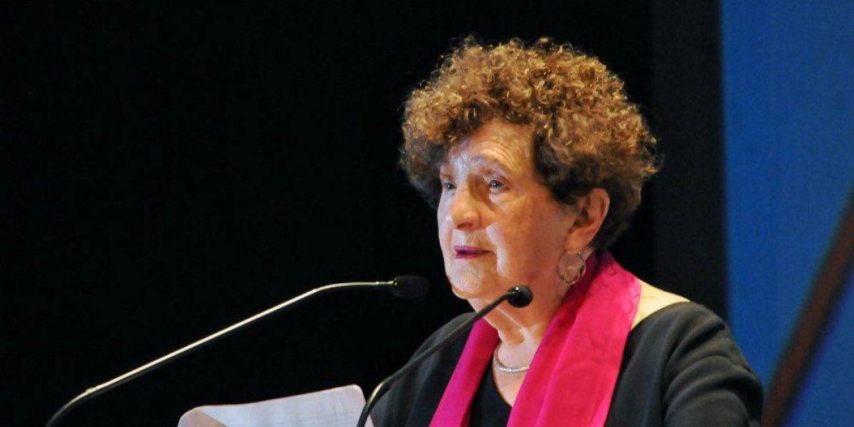 Ella es Margo Glantz, próxima mujer en encabezar el Fondo de Cultura Económica