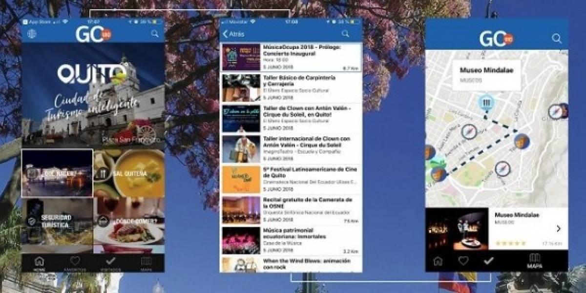 Disfruta de la Fiesta de la Luz con la aplicación GoUIO