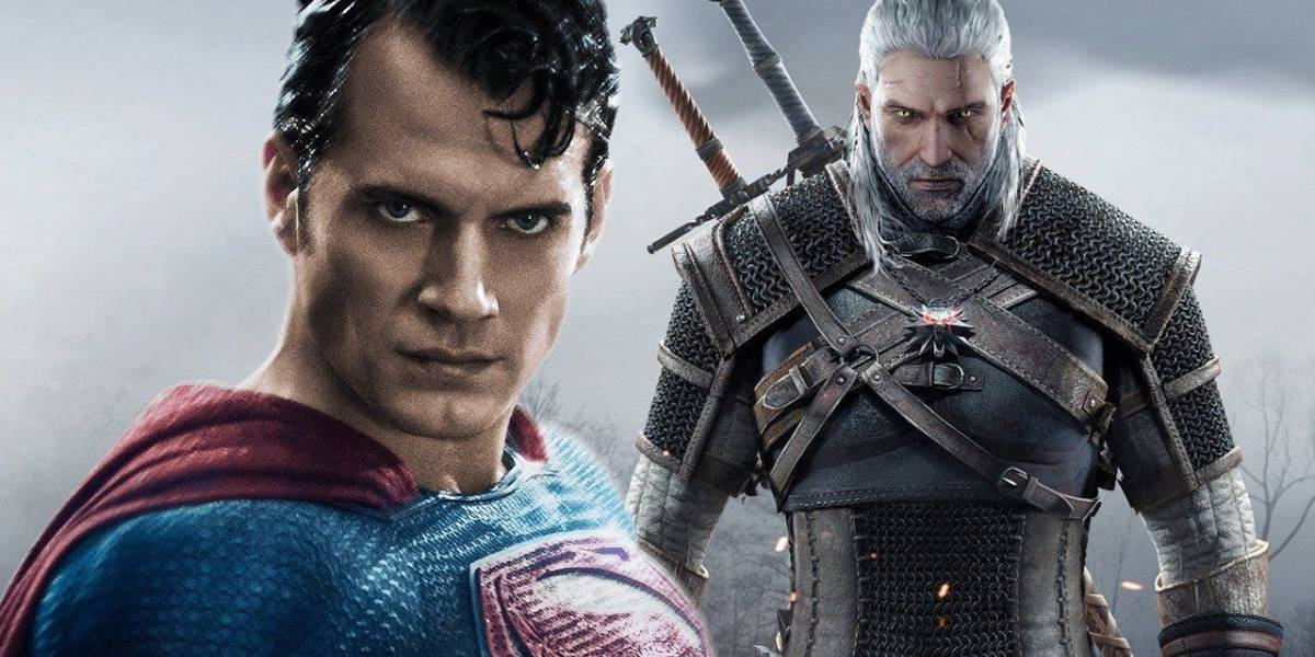 Henry Cavill quiere interpretar a Geralt en la serie de The Witcher en Netflix