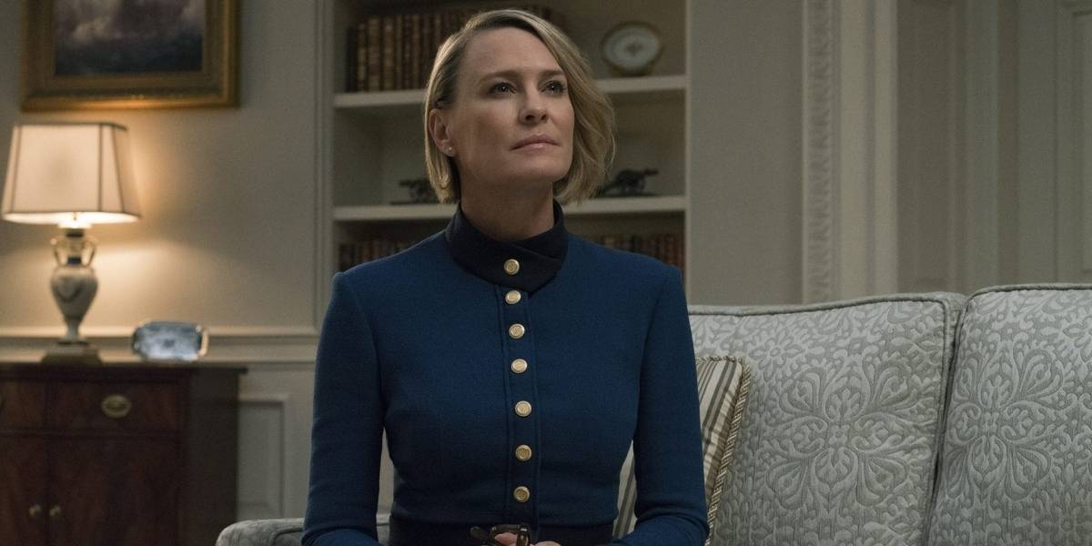 """Netflix revela fecha de estreno de última temporada de """"House of cards"""""""