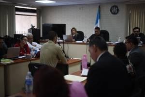 juicio del caso Lago de Amatitlán
