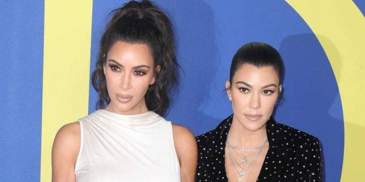 "Kourtney Kardashian revela que se siente avergonzada de su ""repugnante"" familia"