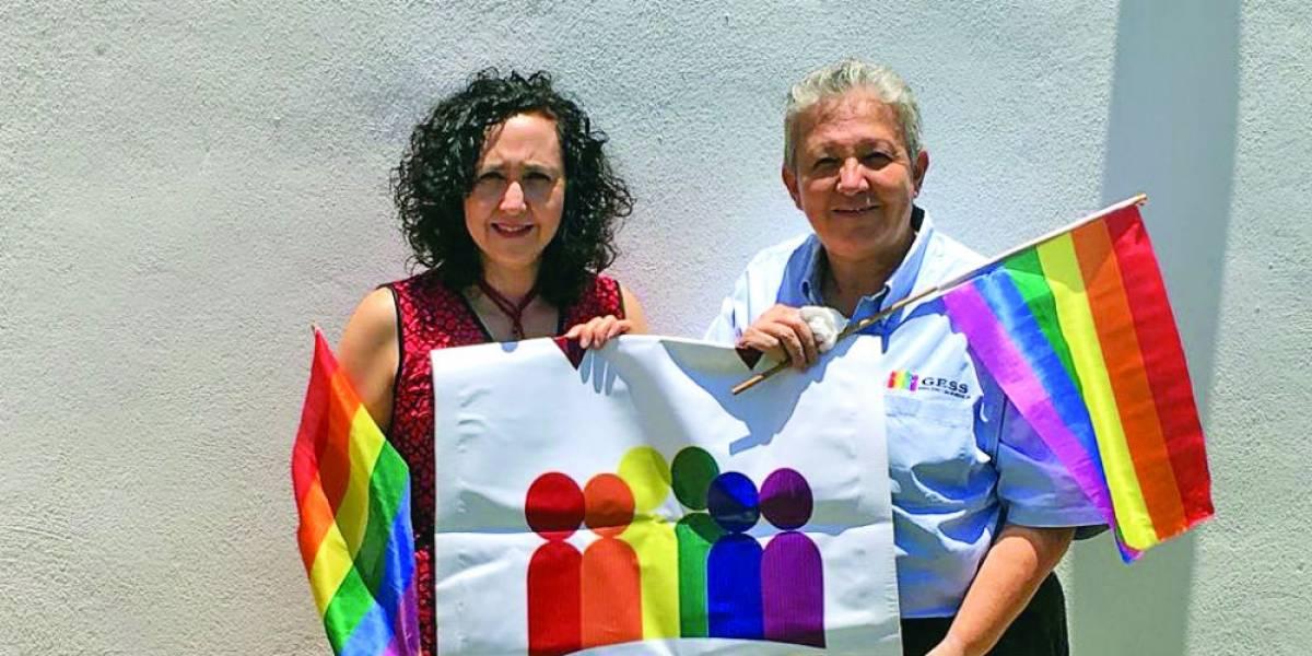 Pide CEDHNL ley a favor de la comunidad LGBT+
