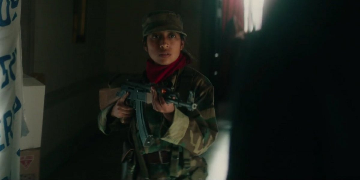 """Así luce la guatemalteca de """"Ixcanul"""" en nuevo filme junto con Julianne Moore"""