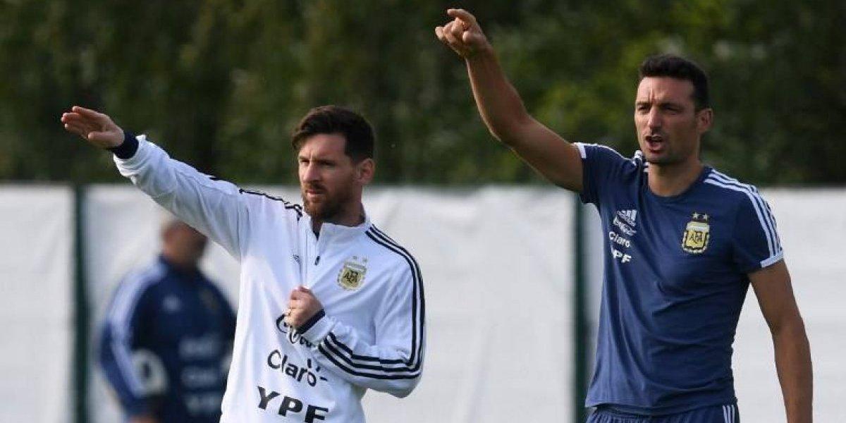 Messi jugará contra Guatemala en Estados Unidos, asegura medio español