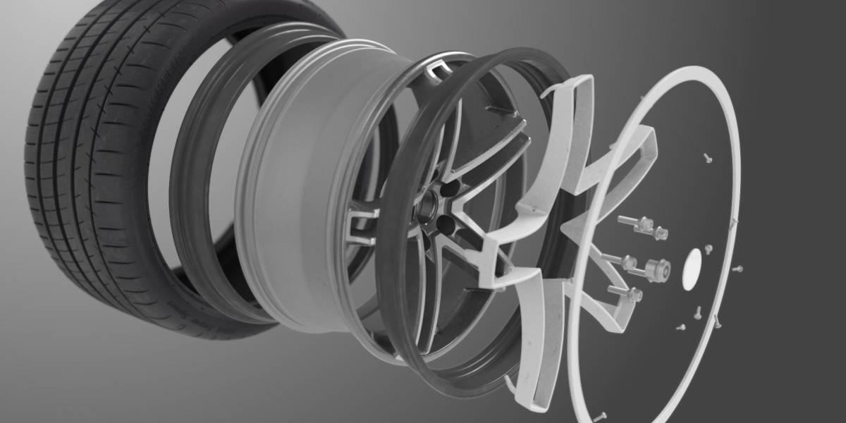 La llanta flexible trabajada por Michelin recibe premio a la innovación
