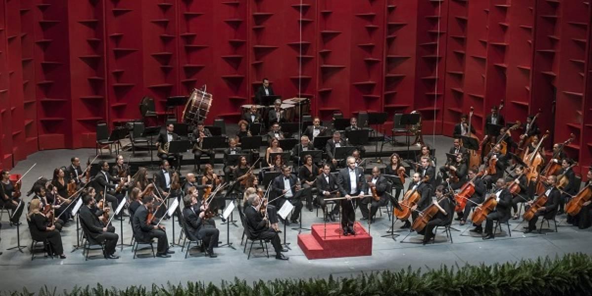 """Orquesta Sinfónica inicia hoy miércoles """"Temporada de Conciertos 2018"""" en el Teatro Nacional"""