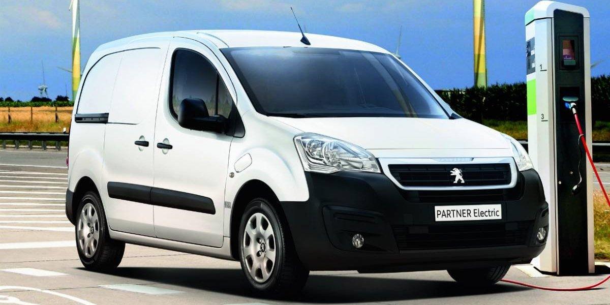 Peugeot se lanza a los utilitarios eléctricos con Partner y Tepee