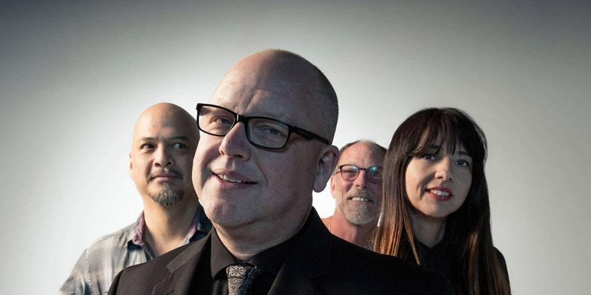 Pixies anuncia concierto en México