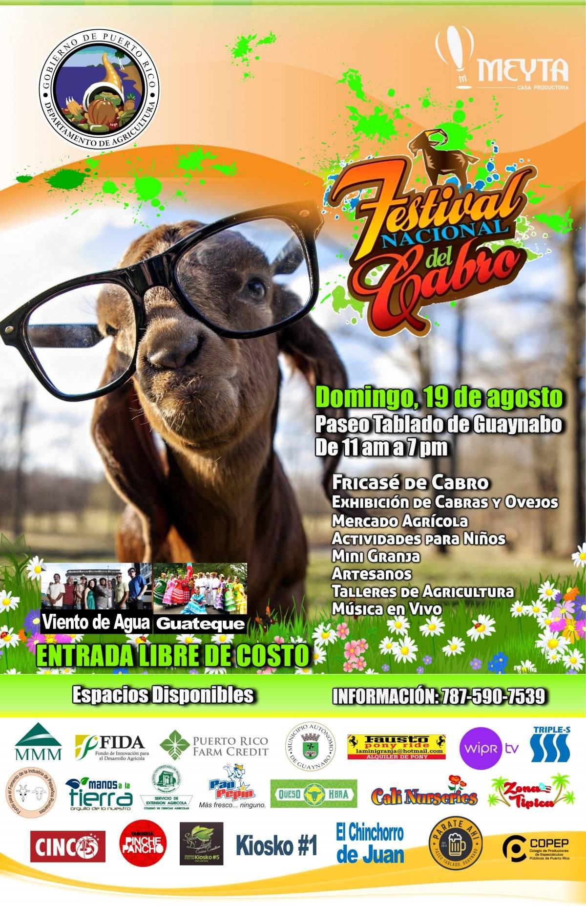 festival cabro