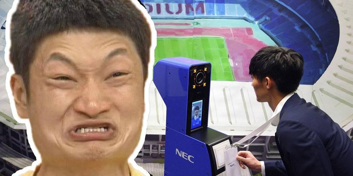 Muestran sistema de reconocimiento facial para Juegos Olímpicos Tokio 2020