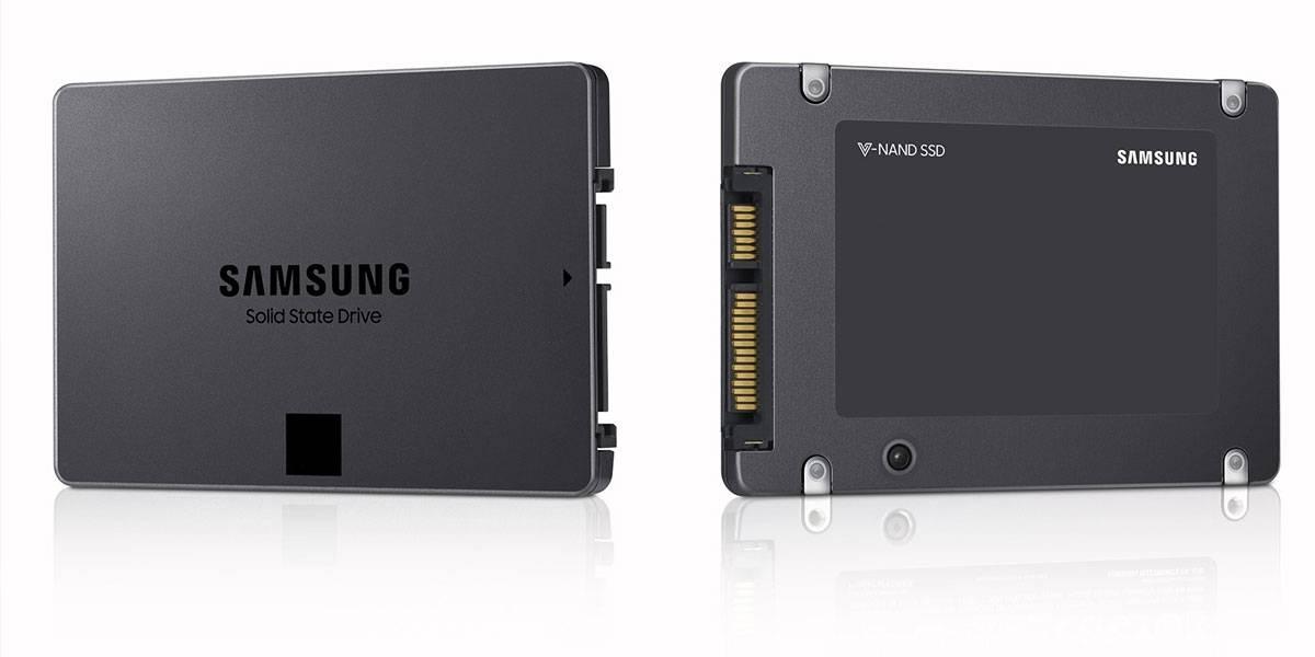 Crea la firma Samsung un disco duro