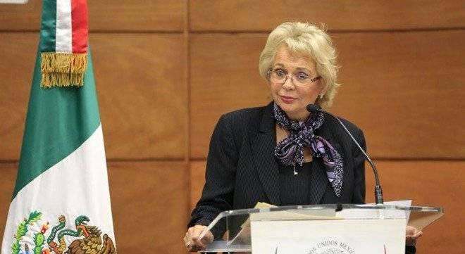 Olga Sánchez Cordero