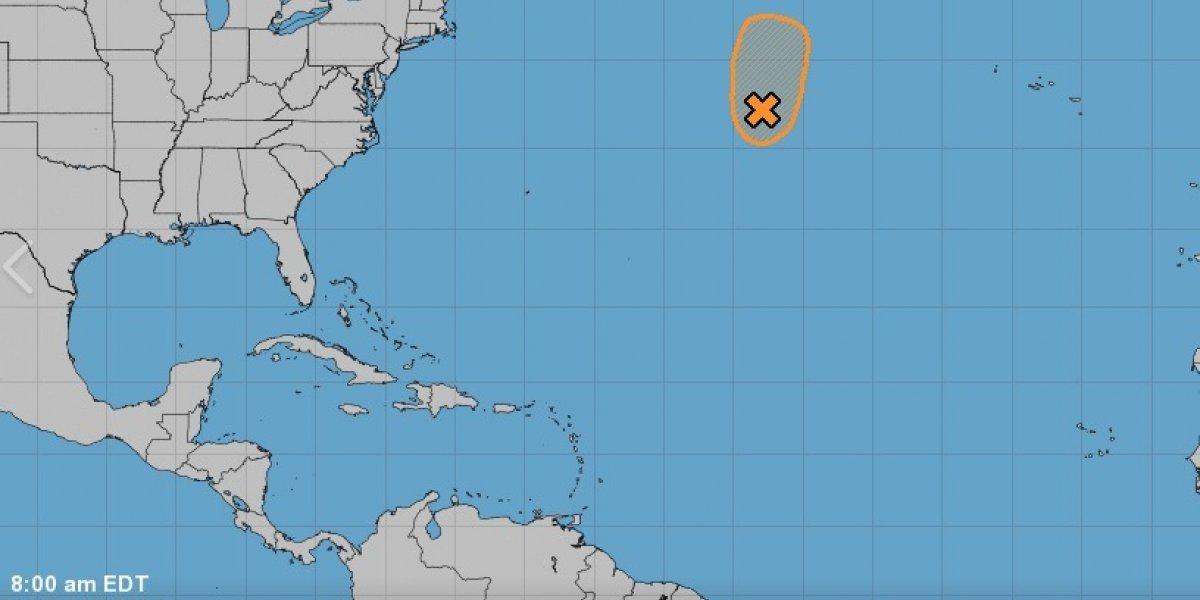 Se forma tormenta subtropical en el Atlántico