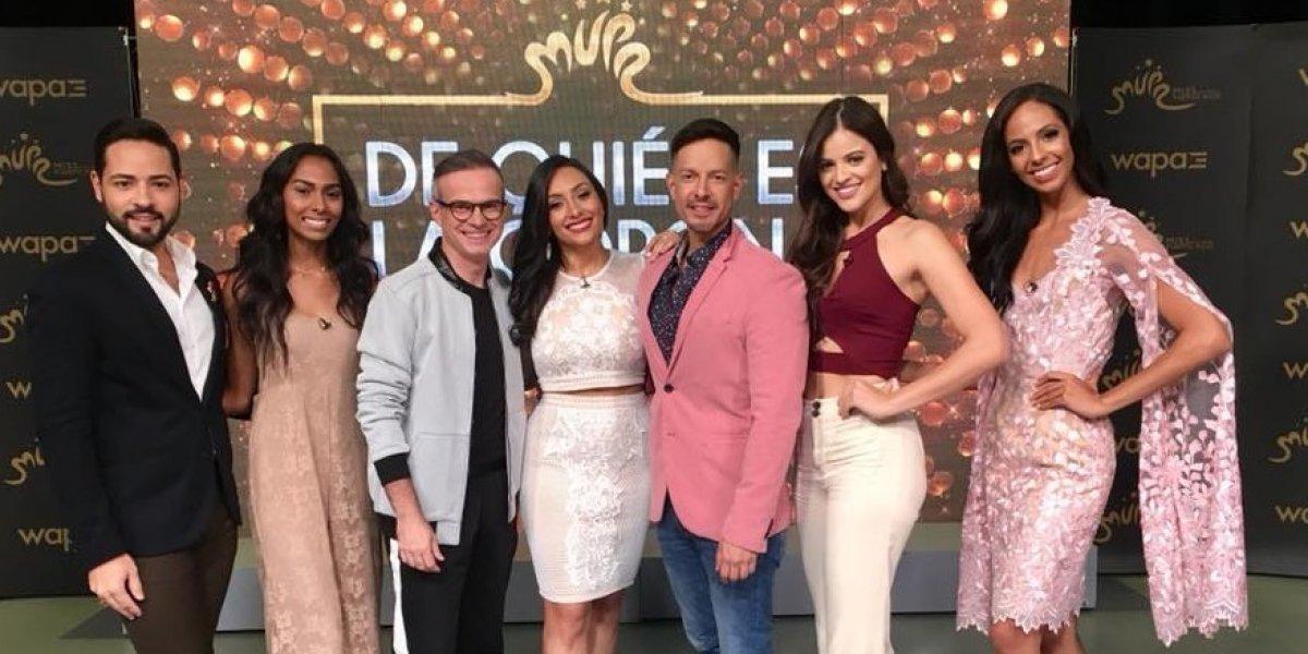 """Miss Universe P. R. 2018 estrena """"De quien es la corona"""""""