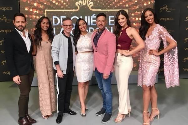 """Miss Universe Puerto Rico 2018 estrena """"De quien es la corona"""""""