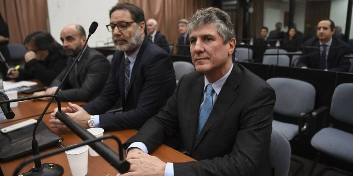 Exvicepresidente argentino, condenado a 5 años y 10 meses de prisión