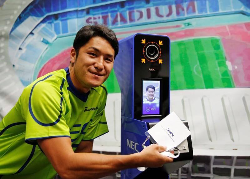 Se muestra sistema de reconocimiento facial para Juegos Olímpicos Tokio 2020