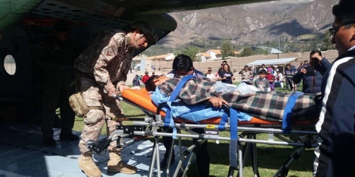 Sopa contaminada repartida en funeral provoca la muerte de varias personas