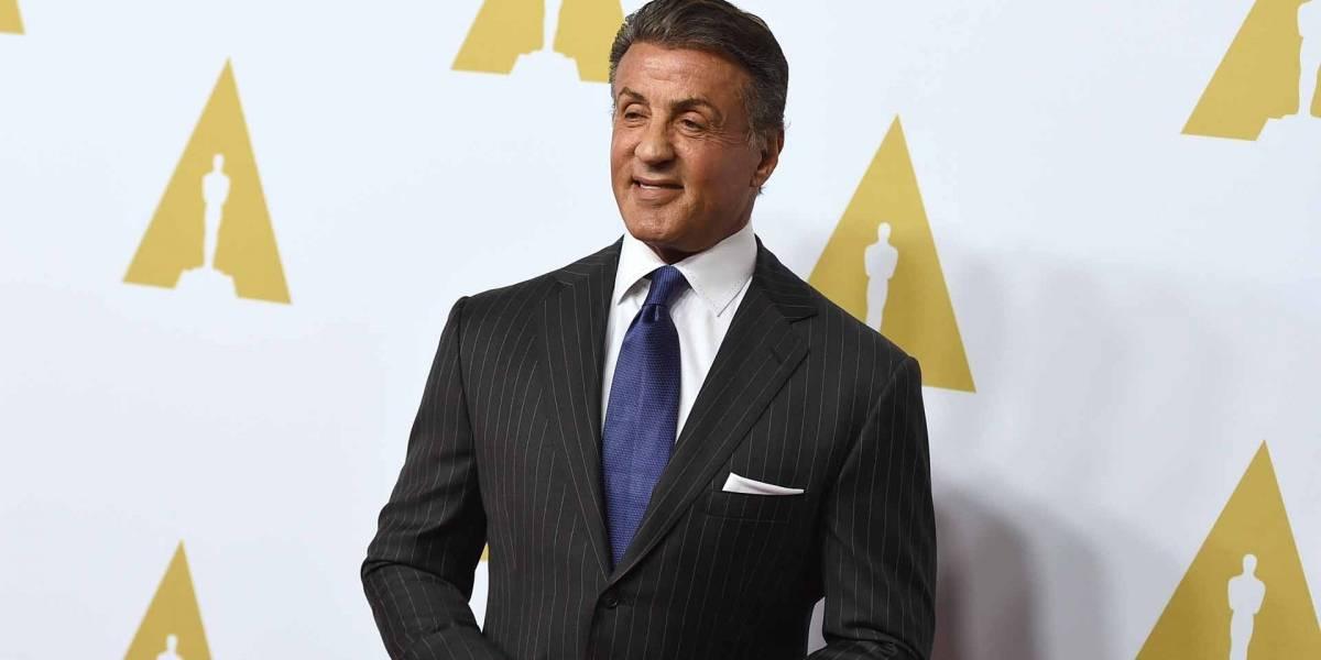 """Sylvester Stallone se prepara para """"Rambo 5"""" y sorprende con sus músculos a sus 72 años"""