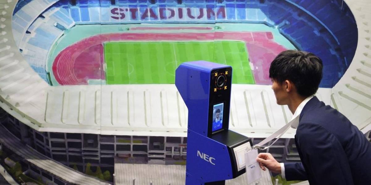 Tokio 2020 usará sistema de seguridad por reconocimiento facial