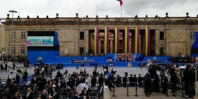 Ceremonia de Posesión Iván Duque