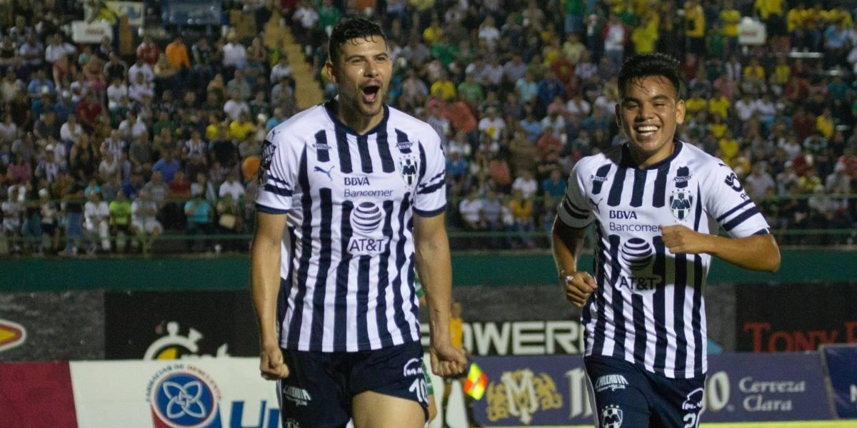 Suma Rayados otra victoria en la Copa MX