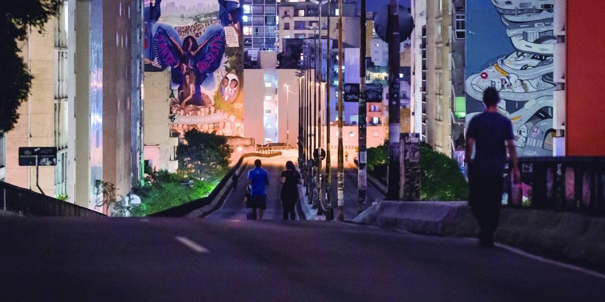 Prefeitura de SP prevê Parque Minhocão pronto em 600 dias
