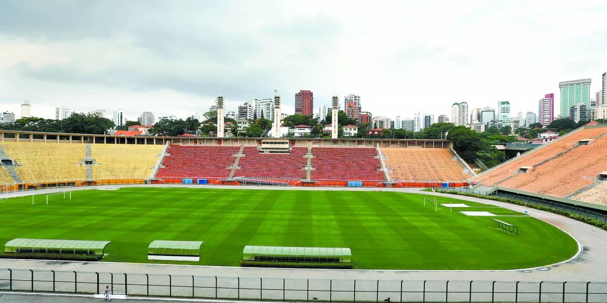 Por problemas técnicos, Estádio do Pacaembu não vai sediar jogos do Campeonato Brasileiro