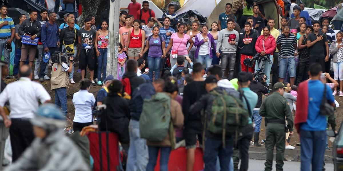 Migración venezolana: Declarado en emergencia sector de Movilidad Humana en Carchi, Pichincha y El Oro