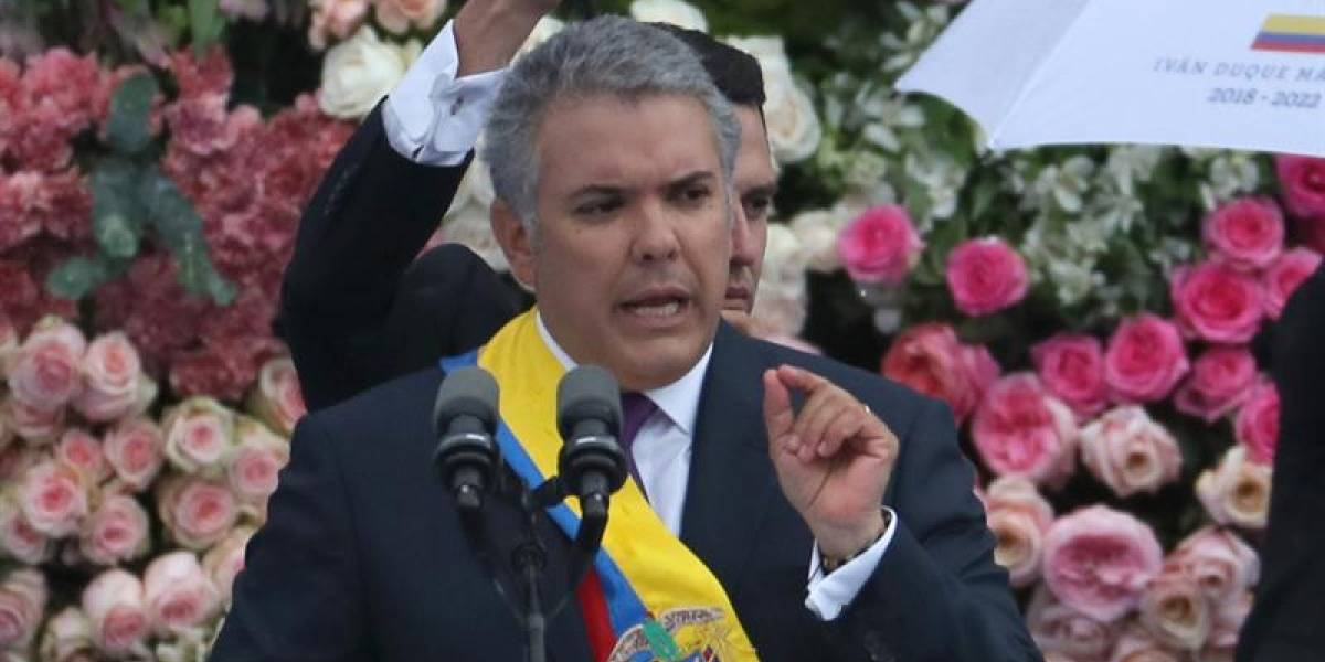 Duque hace primer viaje a San Andrés para buscar soluciones a la crisis