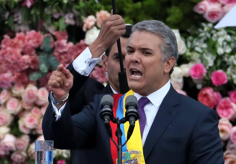 Esto dijo Iván Duque sobre ciencia y tecnología en su discurso como nuevo presidente de Colombia