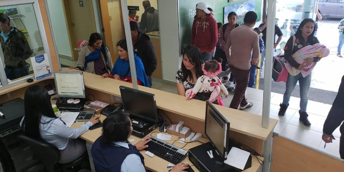 Registro Civil de Azuay aclaró caso de registro de niño venezolano raptado