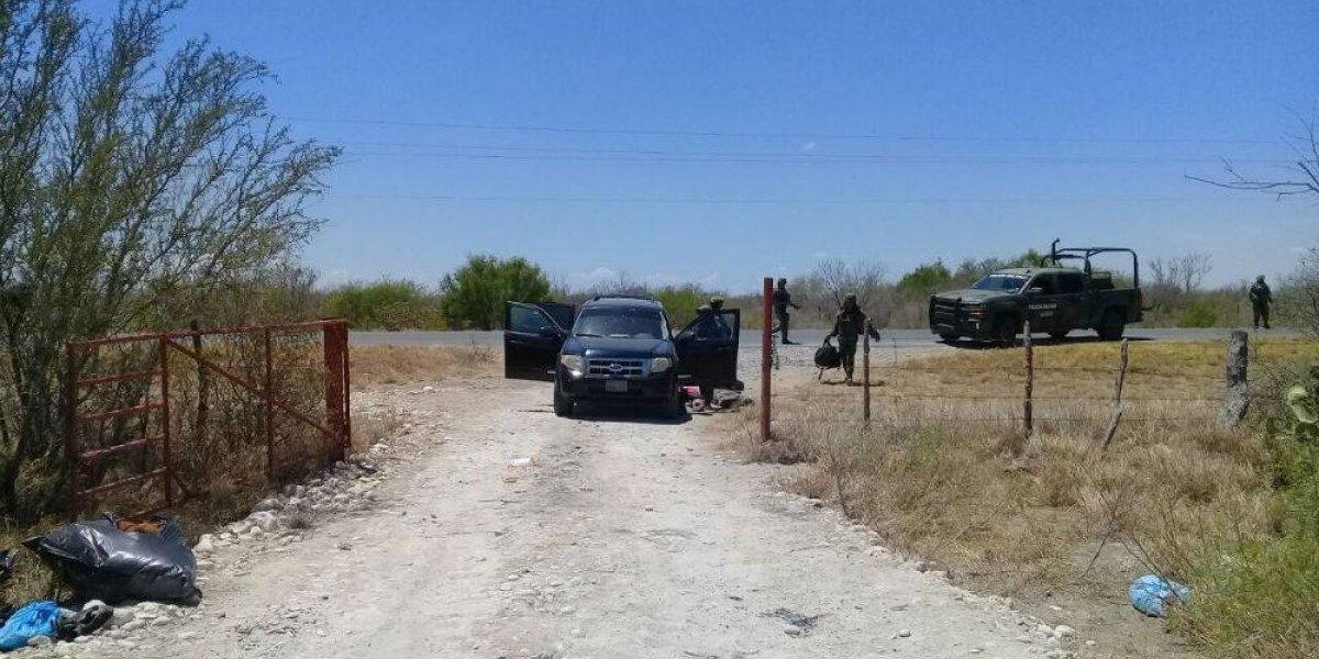 Policías enfrentan a delincuentes en Parás y Cerralvo, Nuevo León