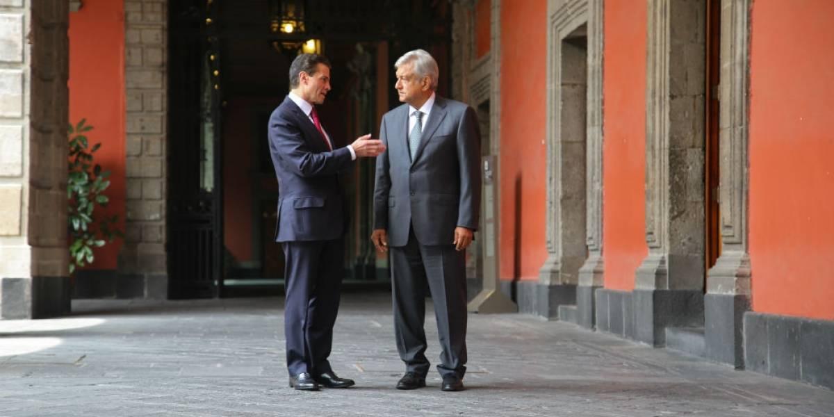Reunión Peña-AMLO será este jueves para abordar transición