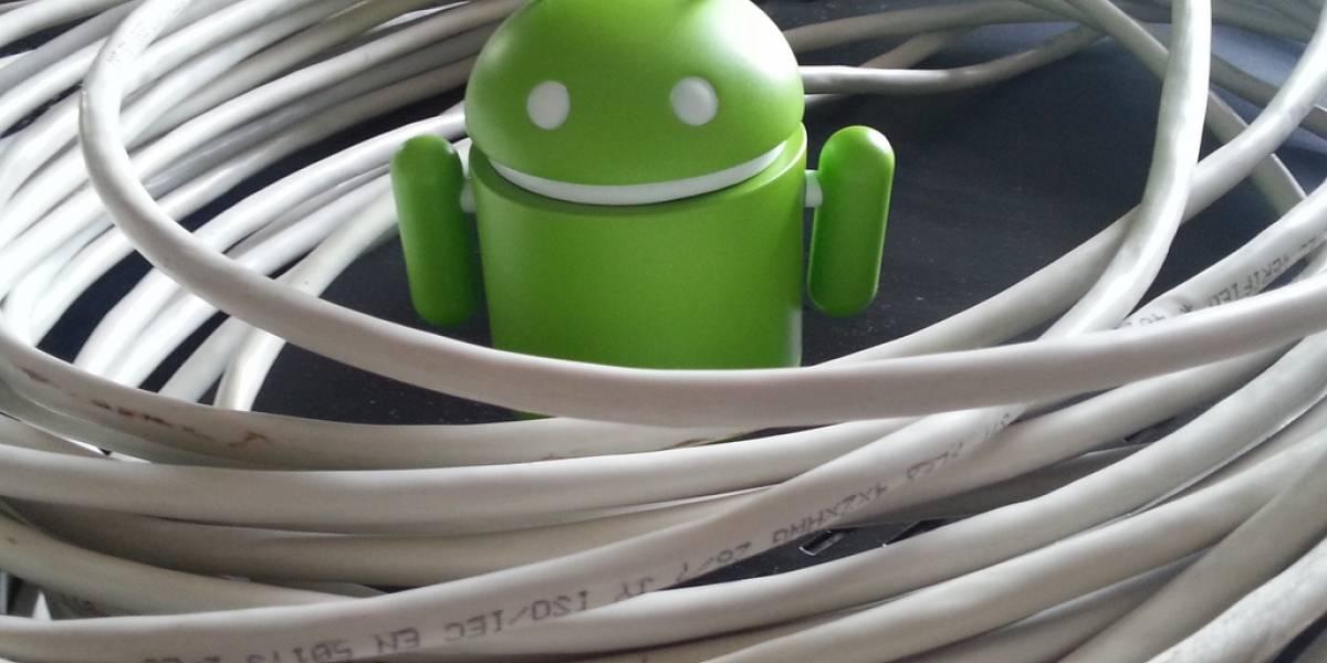 Android sufre 300 ataques mensuales de códigos maliciosos