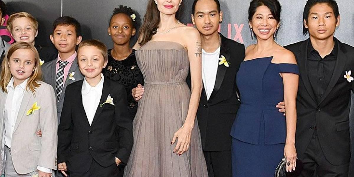 Angelina Jolie: Brad Pitt no paga la pensión alimenticia de sus hijos