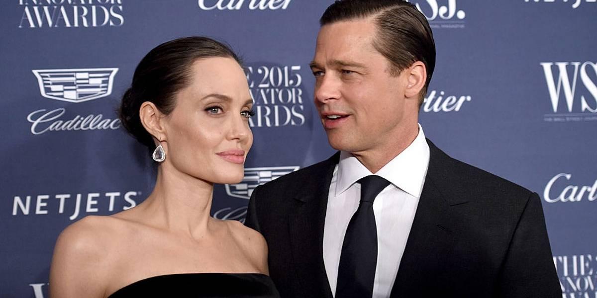 Angelina Jolie estaria 'arrependida' de casamento com Brad Pitt, diz site