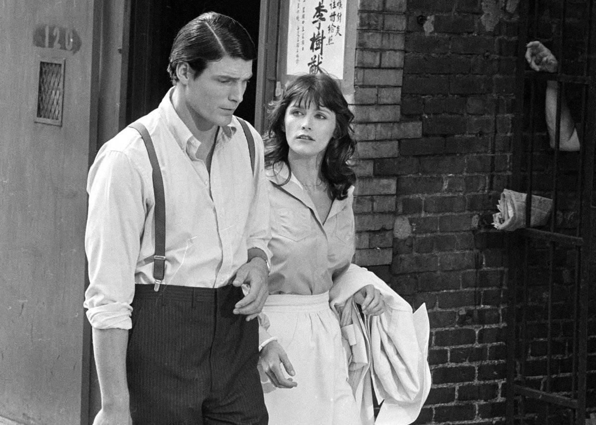 Confirman que la inolvidable Lois Lane se suicidó — Margot Kidder