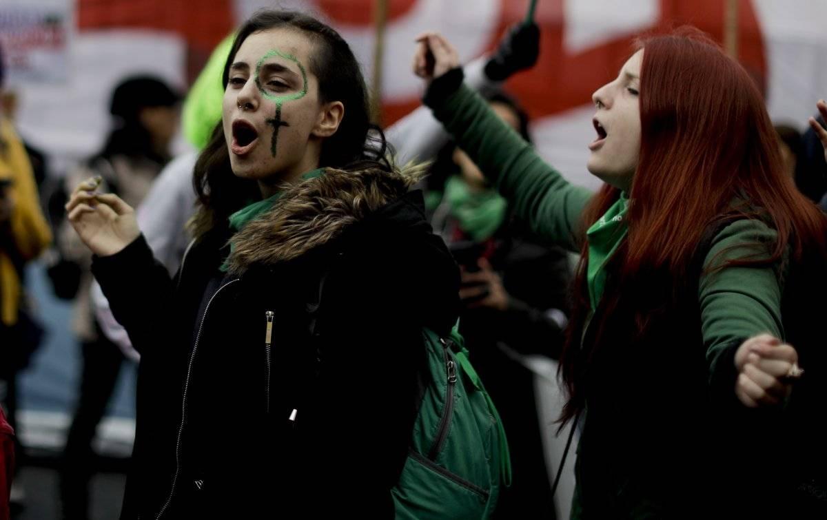 Argentina pro aborto