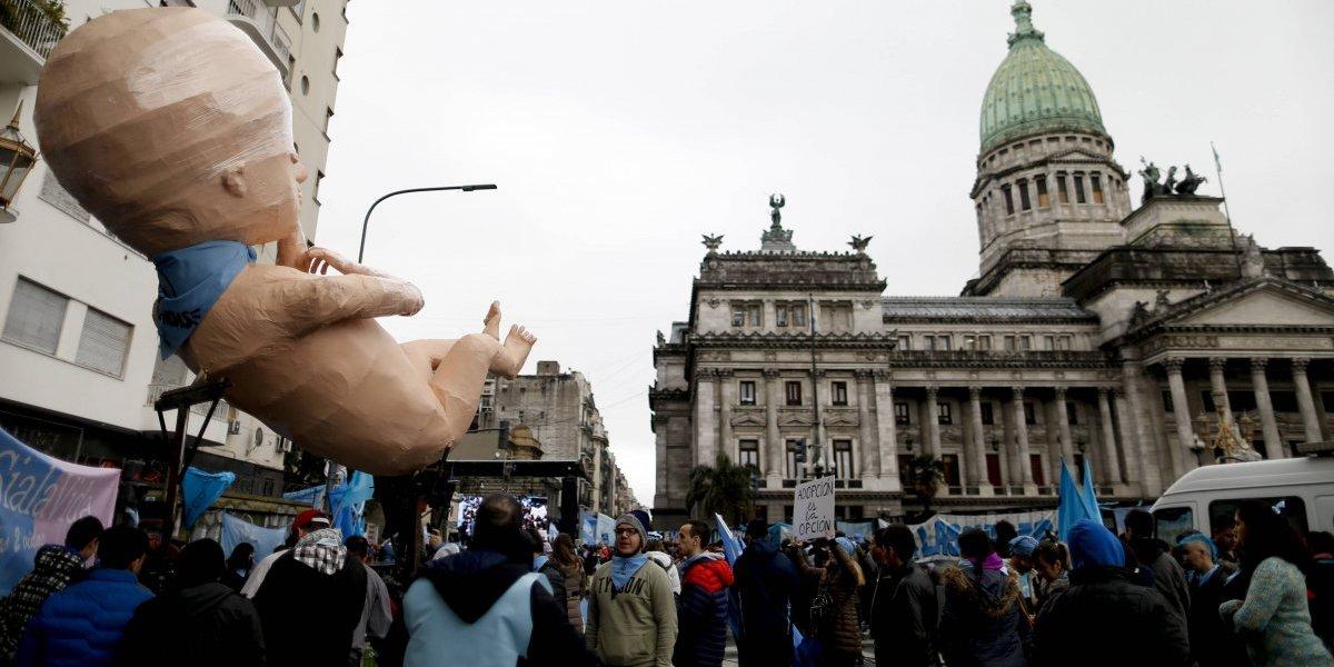 ¿Qué pasa si fracasa el proyecto de aborto en Argentina?
