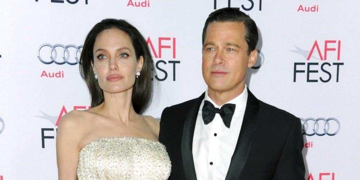 Sale a la luz verdadera razón del divorcio de Brad Pitt y Angelina Jolie