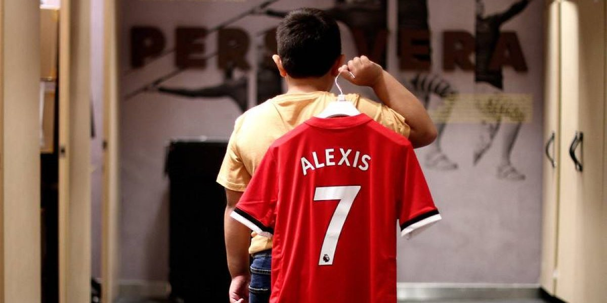 Alexis Sánchez a la pantalla grande buscan niño para que interprete a la estrella chilena en sus inicios