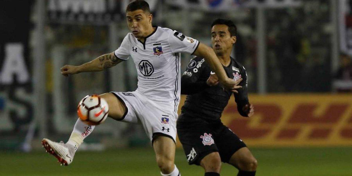 Minuto a minuto: Colo Colo juega ante Corinthians y vuelve a octavos de la Libertadores tras 11 años