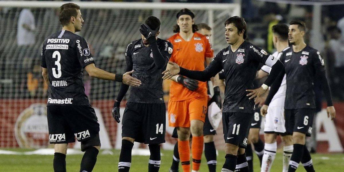 """""""Cassio salvó a Corinthians"""": el llanto de la prensa brasileña por el triunfo de Colo Colo en la Libertadores"""
