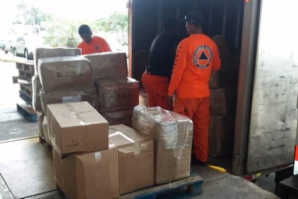 Panamá brinda ayuda humanitaria a afectados por erupción del volcán de Fuego