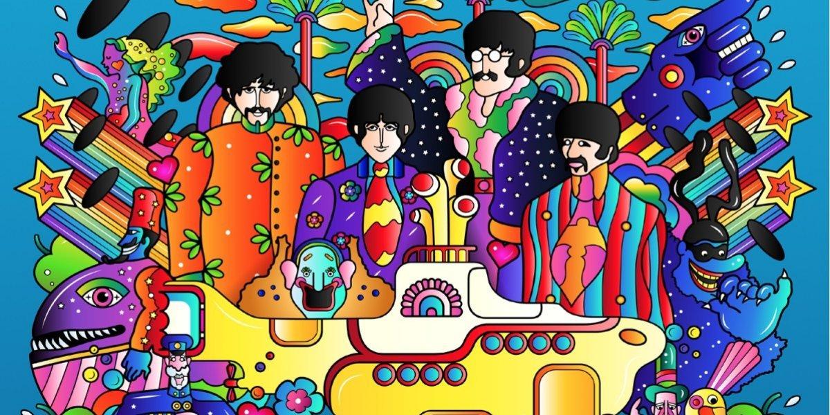 Todo listo para celebrar el #BeatlesDayGT