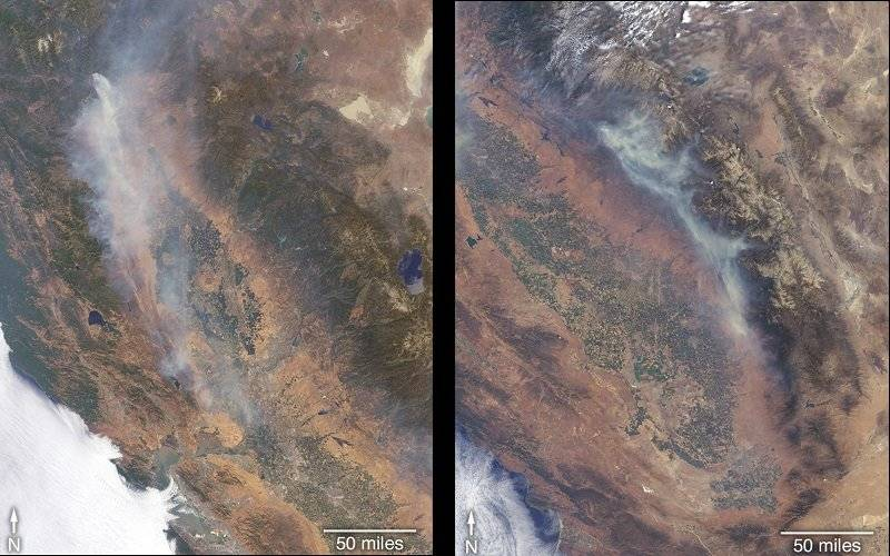 Incendios de California