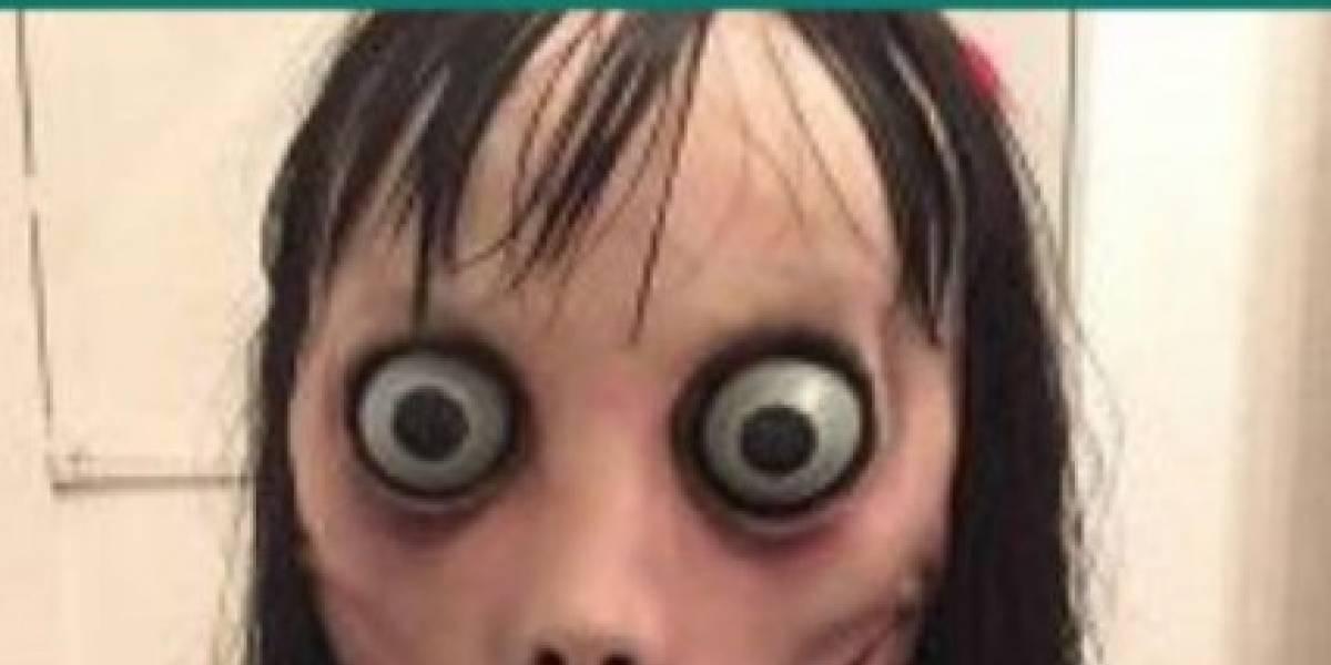 Momo de WhatsApp habría cobrado la vida de una niña de 12 años en Argentina